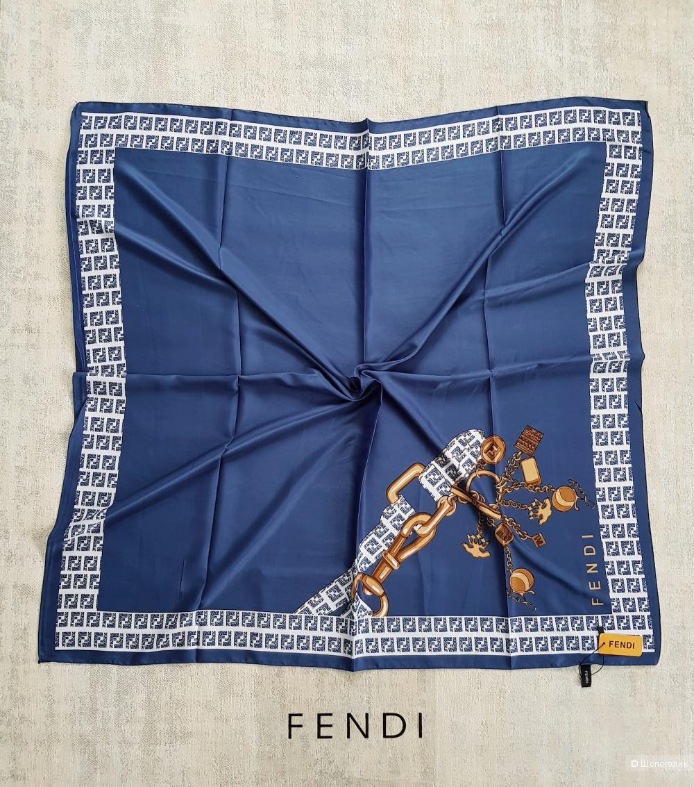 Платок Fendi 90х90 см