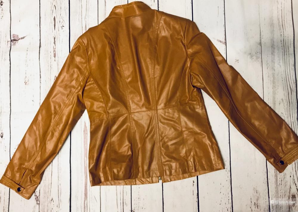 Куртка из натуральной кожи, р. 44-46