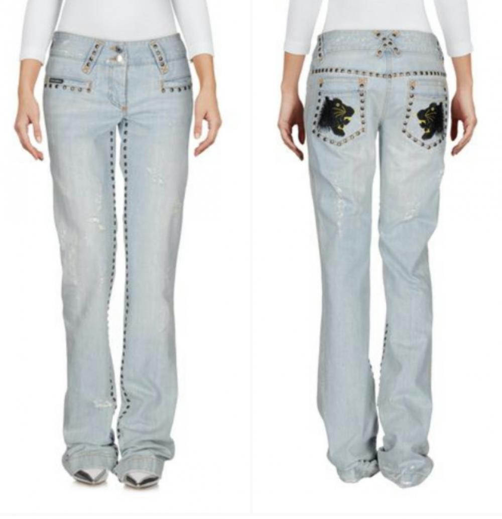 Джинсы Dolce&Gabbana, размер 44 (M)