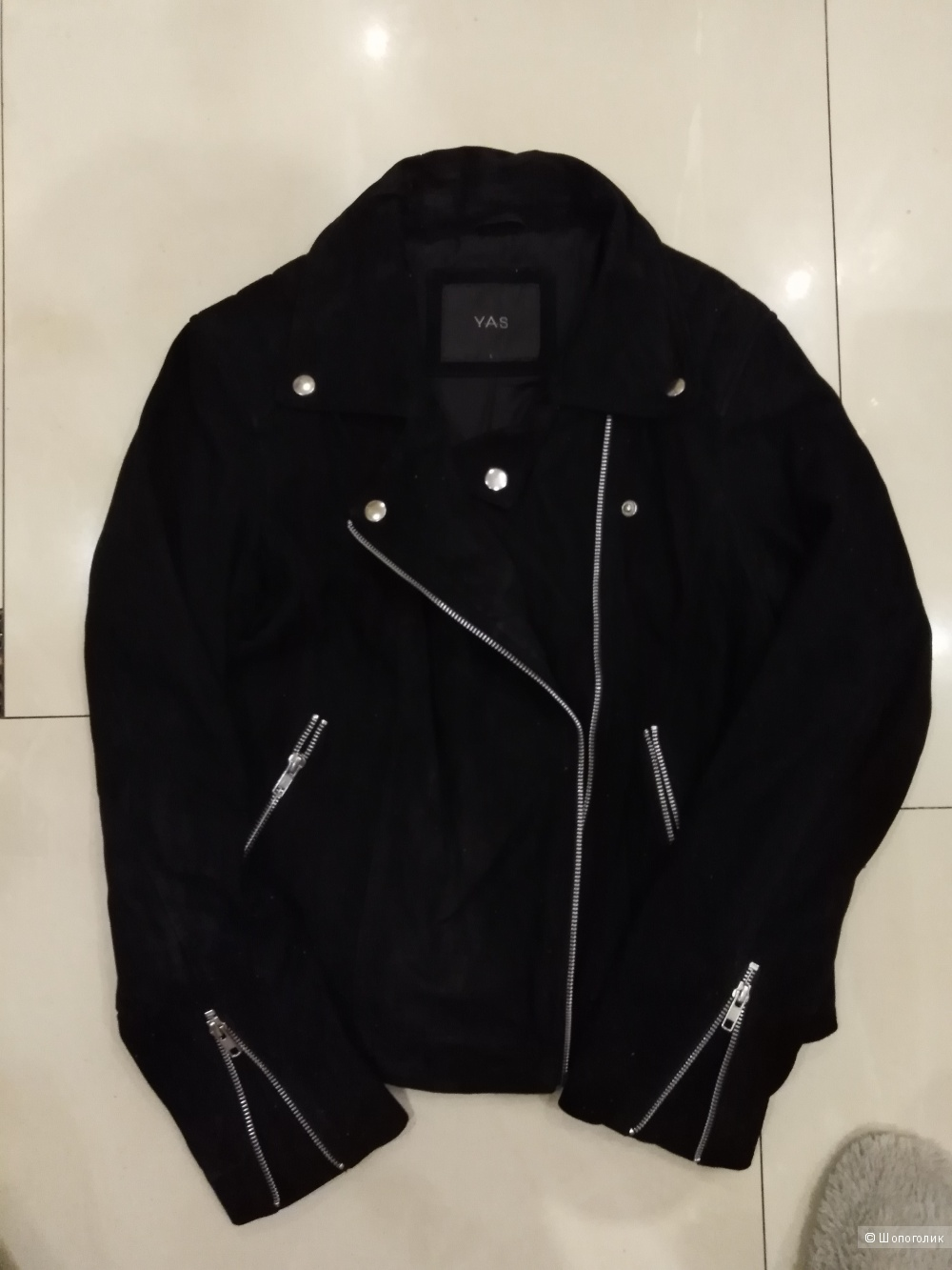 Куртка Y.A.S замша размер L