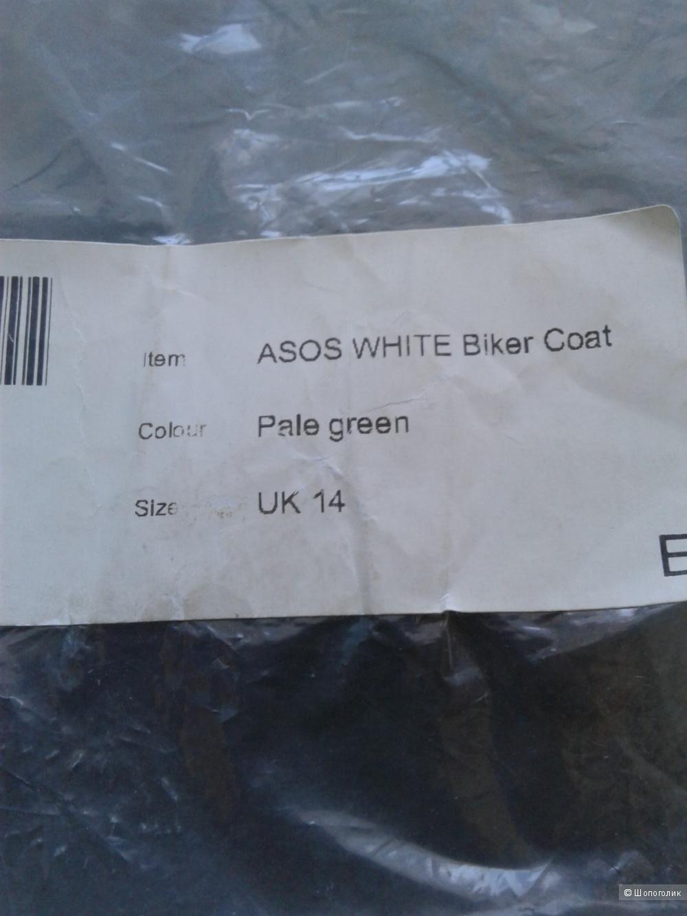 Пальто ASOS WHITE размер UK14  рос 48