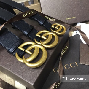 Ремень Gucci 75-105см