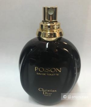 Poison Eau de Toilette, Christian Dior 100 мл