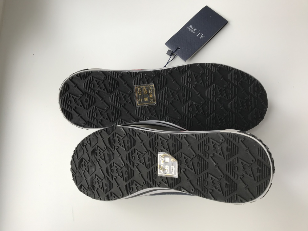 Кеды женские Armani Jeans 37