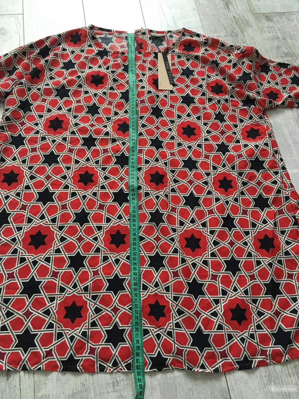 Платье-туника Noisy May, размер М (oversize)