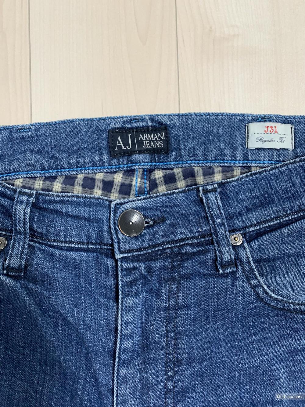 Джинсы Armani Jeans, размер 31