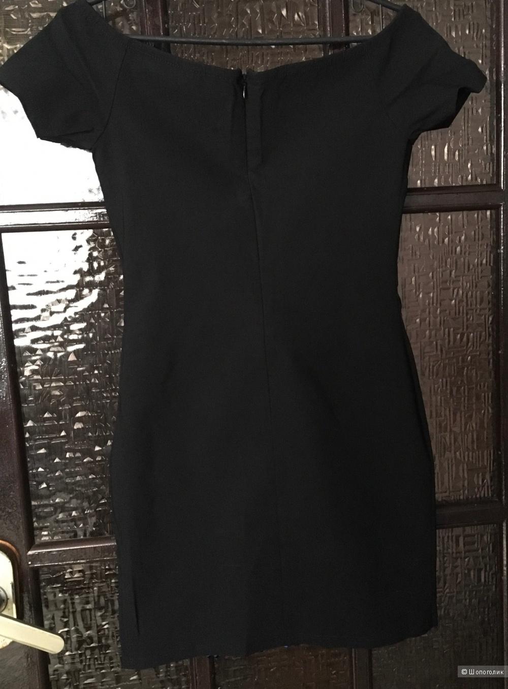 Мини платье с пайетками Lashes, размер 42-44 рос.