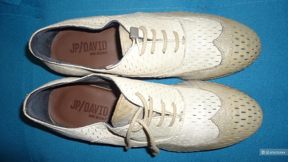 Броги JP/DAVID 35-36 размер.