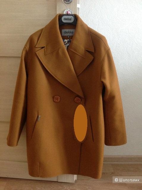 Пальто Dekka, 46