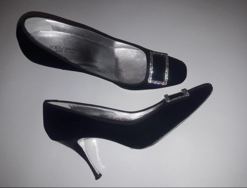 Туфли Dolce&Gabbana, размер 41 it  (39/40 rus.)