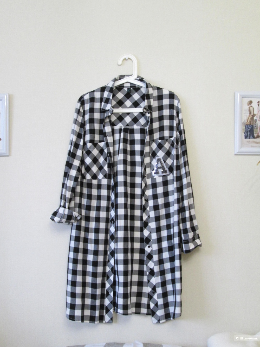 Платье-рубашка Jump by Zolla р. 42.