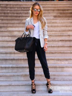 H&M брюки джоггеры размер S