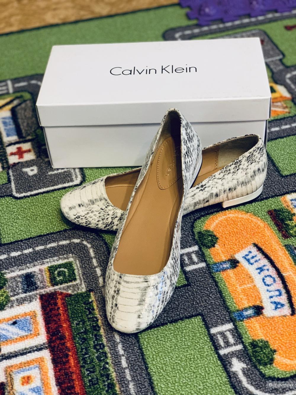 Балетки Calvin Klein р. 36