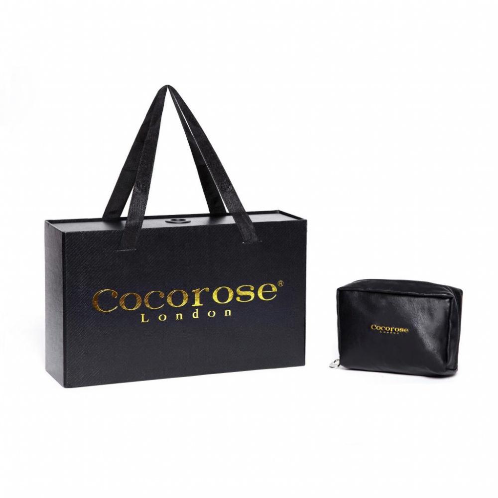 Мокасины COCOROSE LONDON. Размер 37