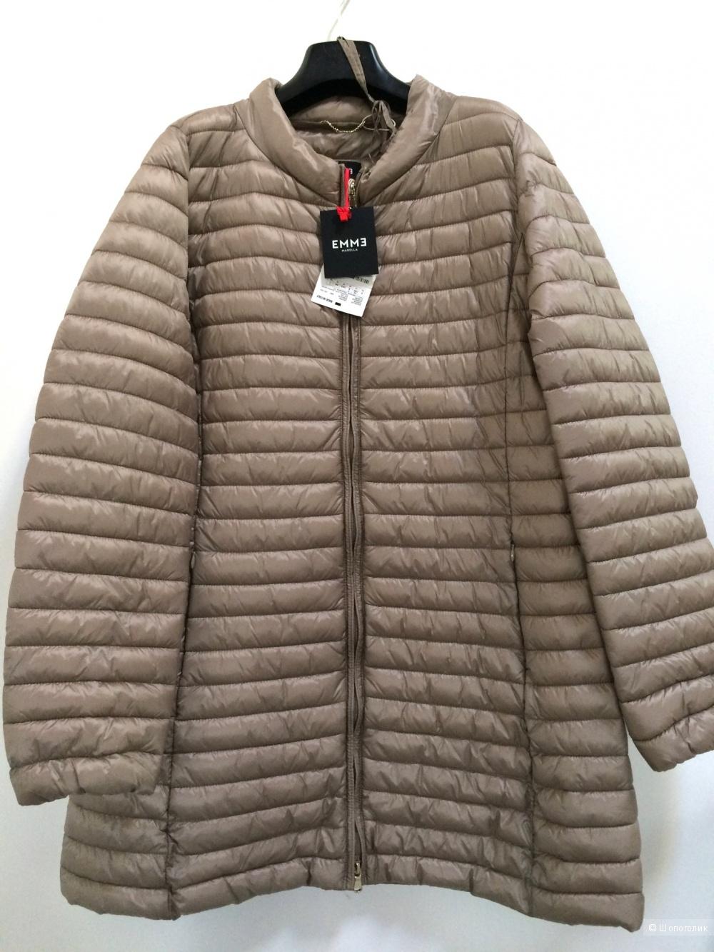 Болоневое пальто Emme by Marella Max Mara 48-50-52