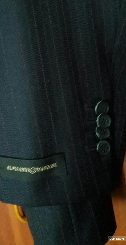 Костюм мужской Alessandro Monzani 48-50