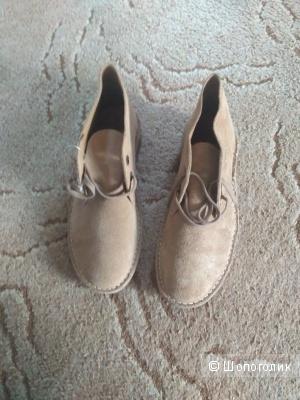 Ботинки BATA KENIA safari boots 44 размер