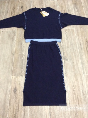 Костюм Kontatto юбка + джемпер 46-48 размер