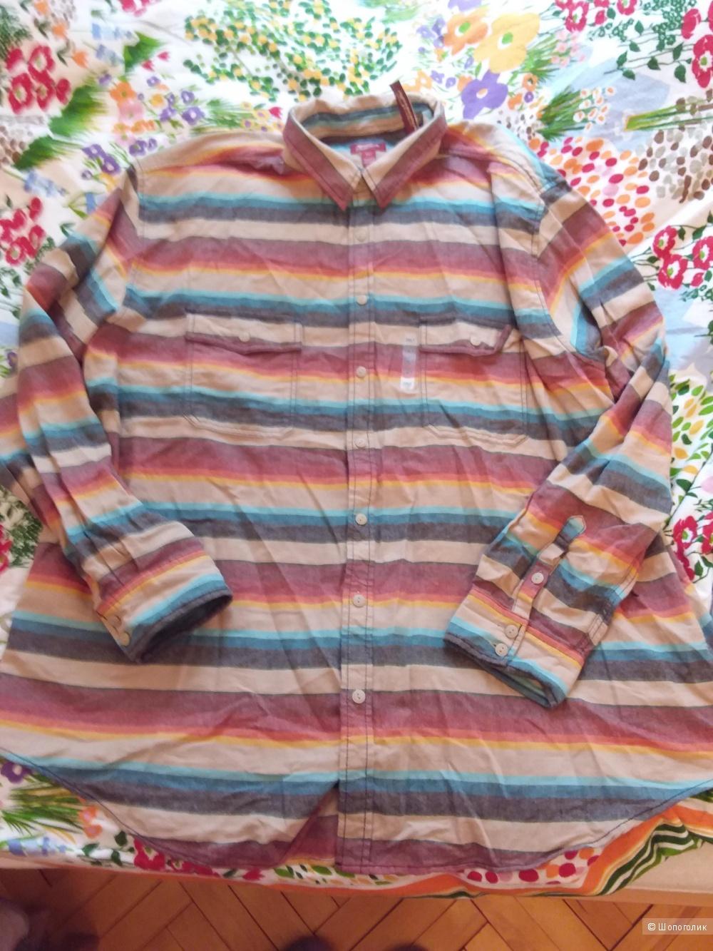Рубашка Arizona jean co. 2xl US
