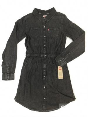 Платье Levis, размер 10-12 лет