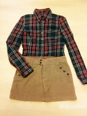Комплект, рубашка+юбка, D&G, разм. 40 (рос.)
