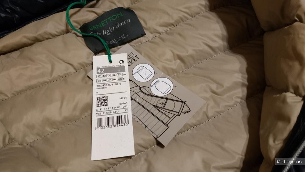 Куртка United Colors of Benetton, размер 42IT (44 RU)
