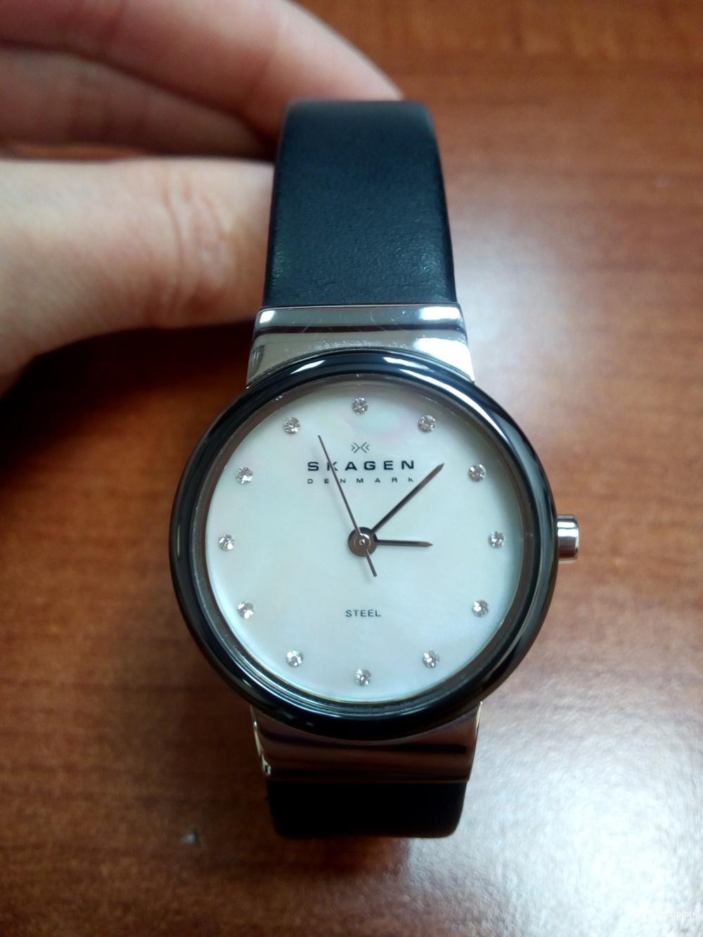 Часы Skagen .