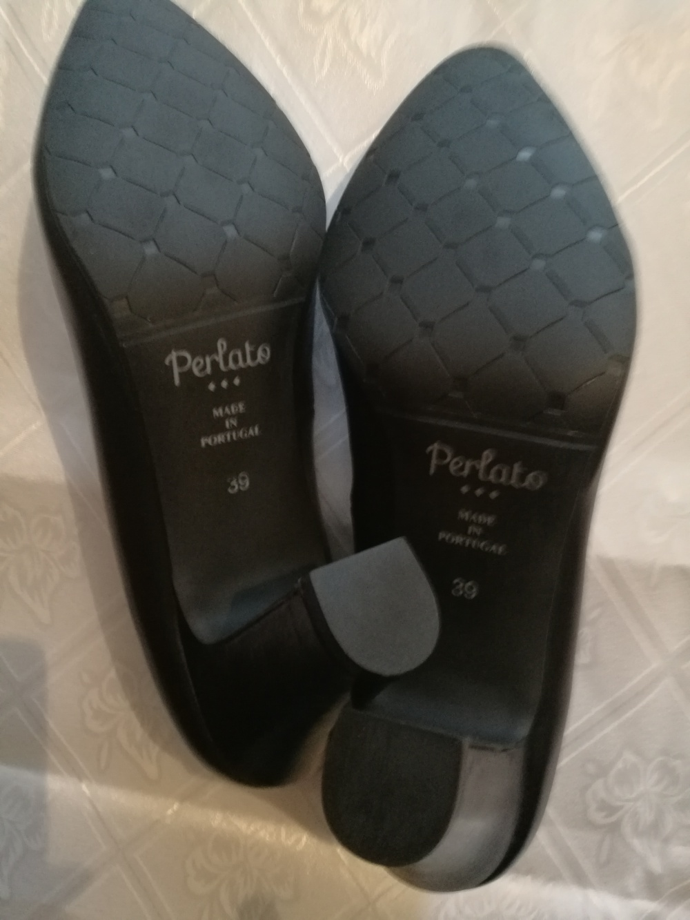 Туфли  PERLATO, размер 39.