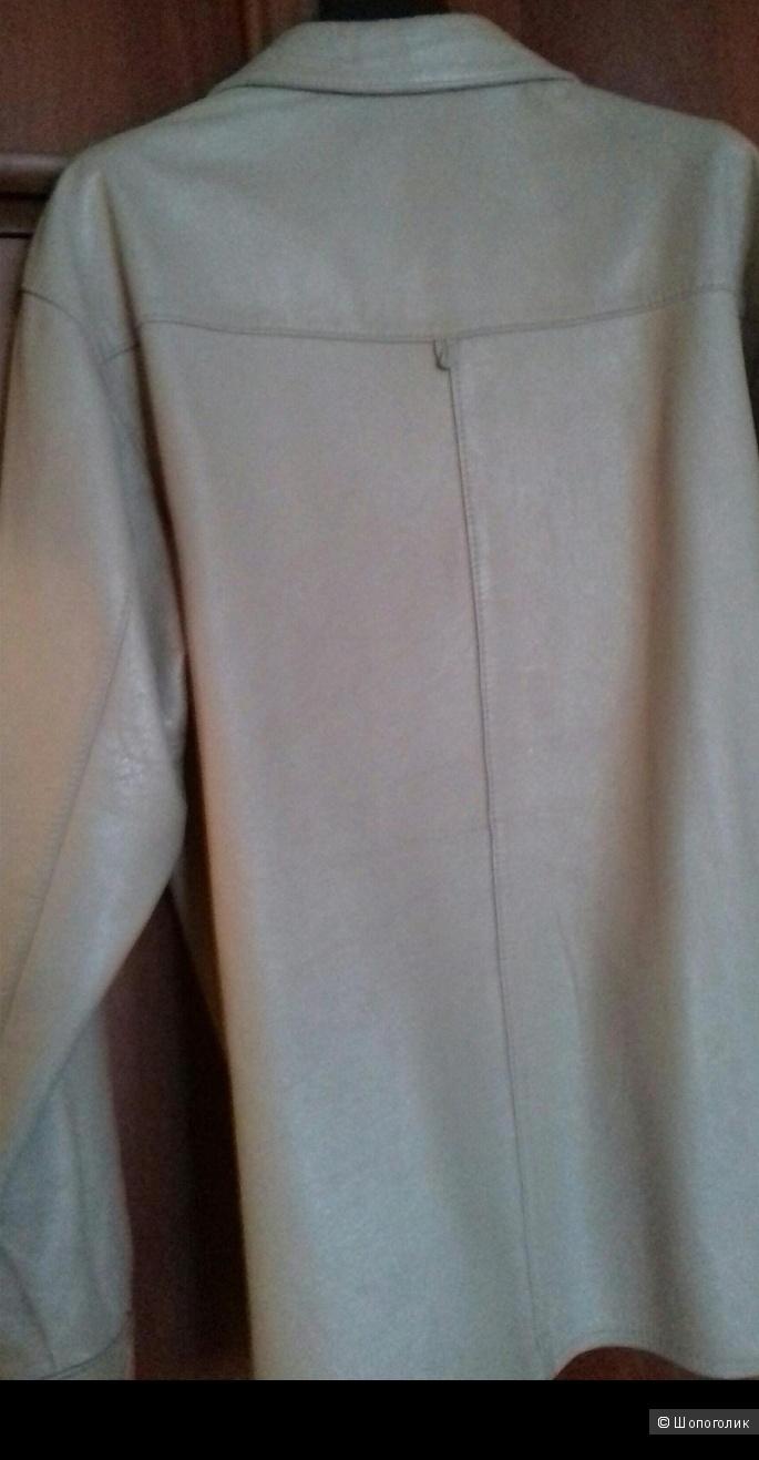 Куртка кожаная женская Phantalacca 46-48