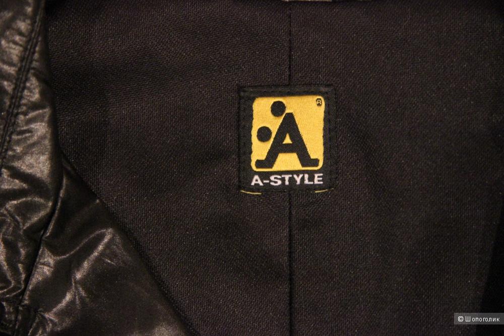 Плащ/тренч A-STYLE размер 44-46-48 (М/L)
