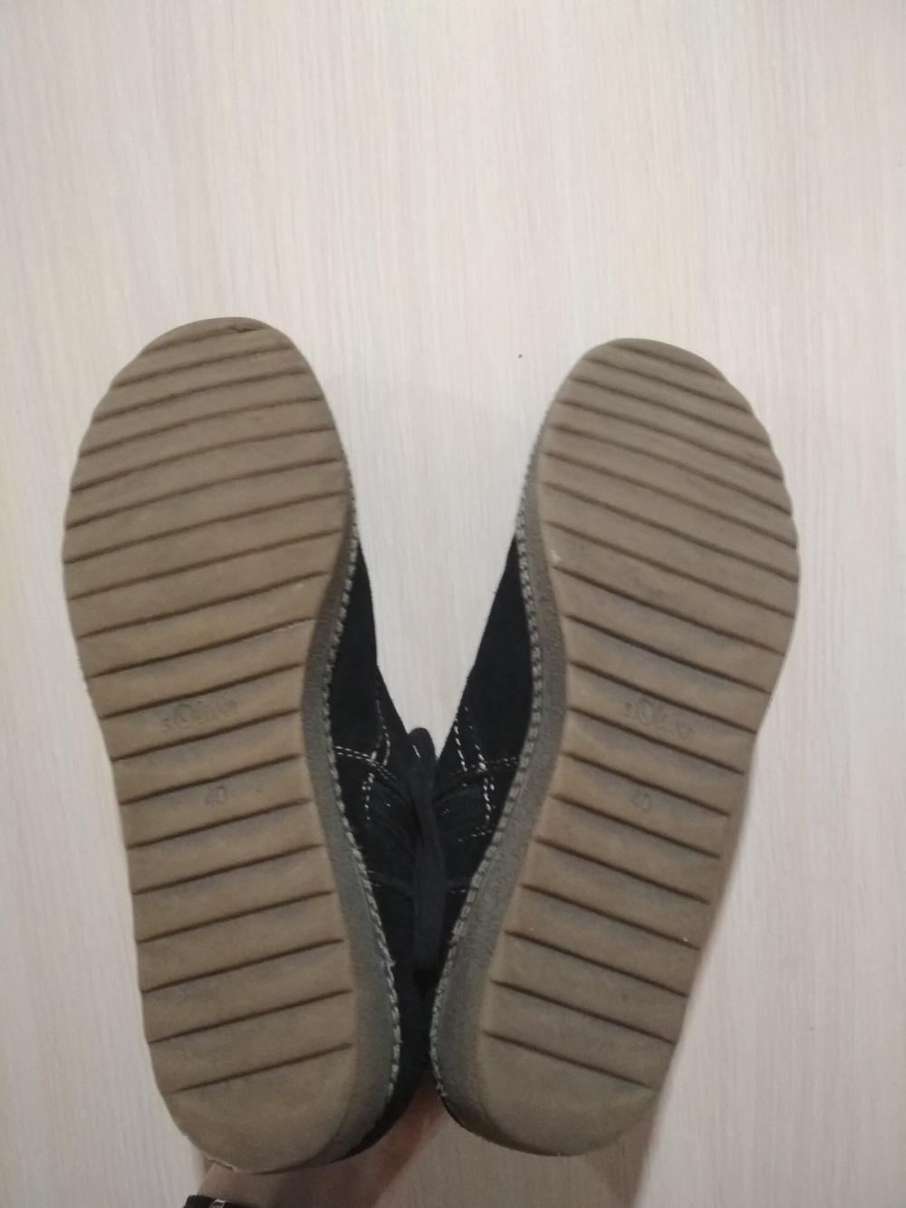 Ботинки s. Oliver 40