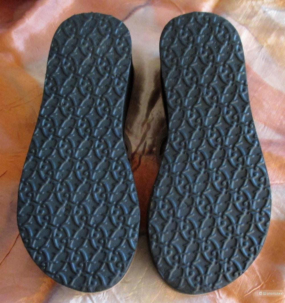 Шлепанцы флип-флоп Accessorize, размер 35-36
