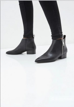 Ботинки Mango 40 - 41 размер