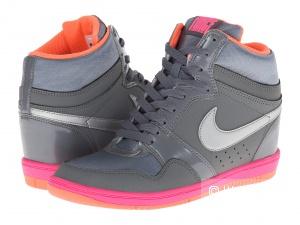 Кроссовки сникеры Nike Force Sky High, 37,5-38