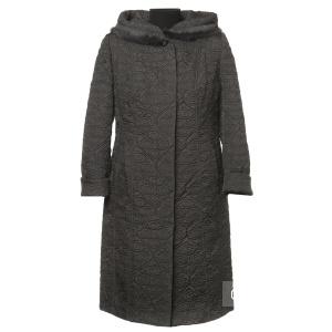 Пальто Brillare темно-серое, 52 р.