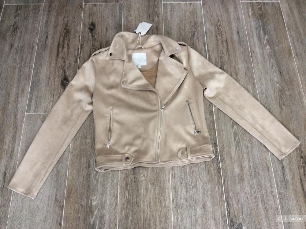 Куртка искусственная замша Springfield 44-46 размер