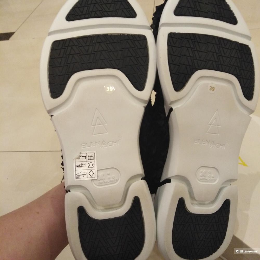 Кроссовки  ELENA IACHI 39 размер
