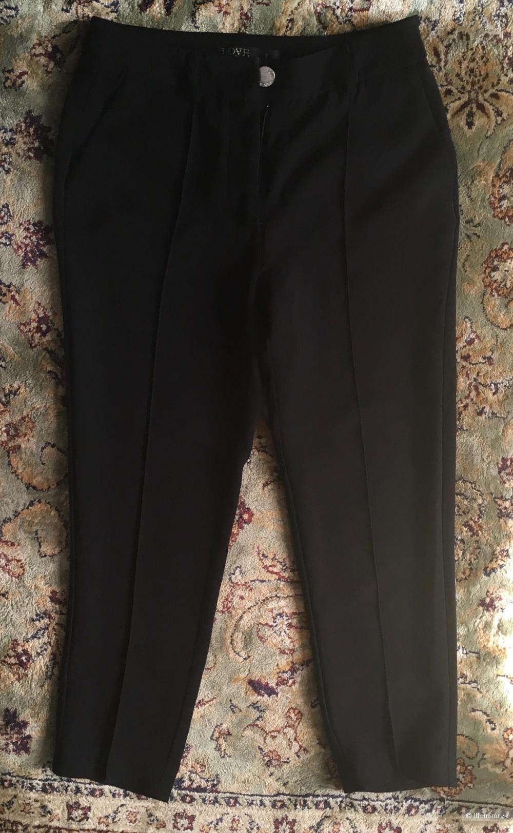 Укороченные брюки (Капри) Love Republic , размер 40