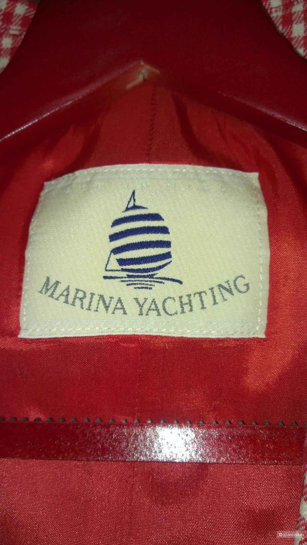 Пиджак MARINA YACHTING размер 40 IT