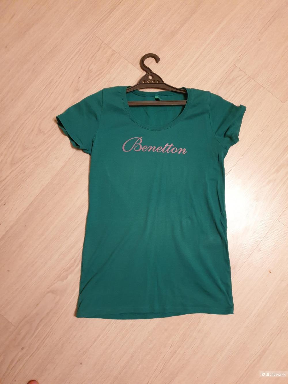 Футболки  Benetton размер L