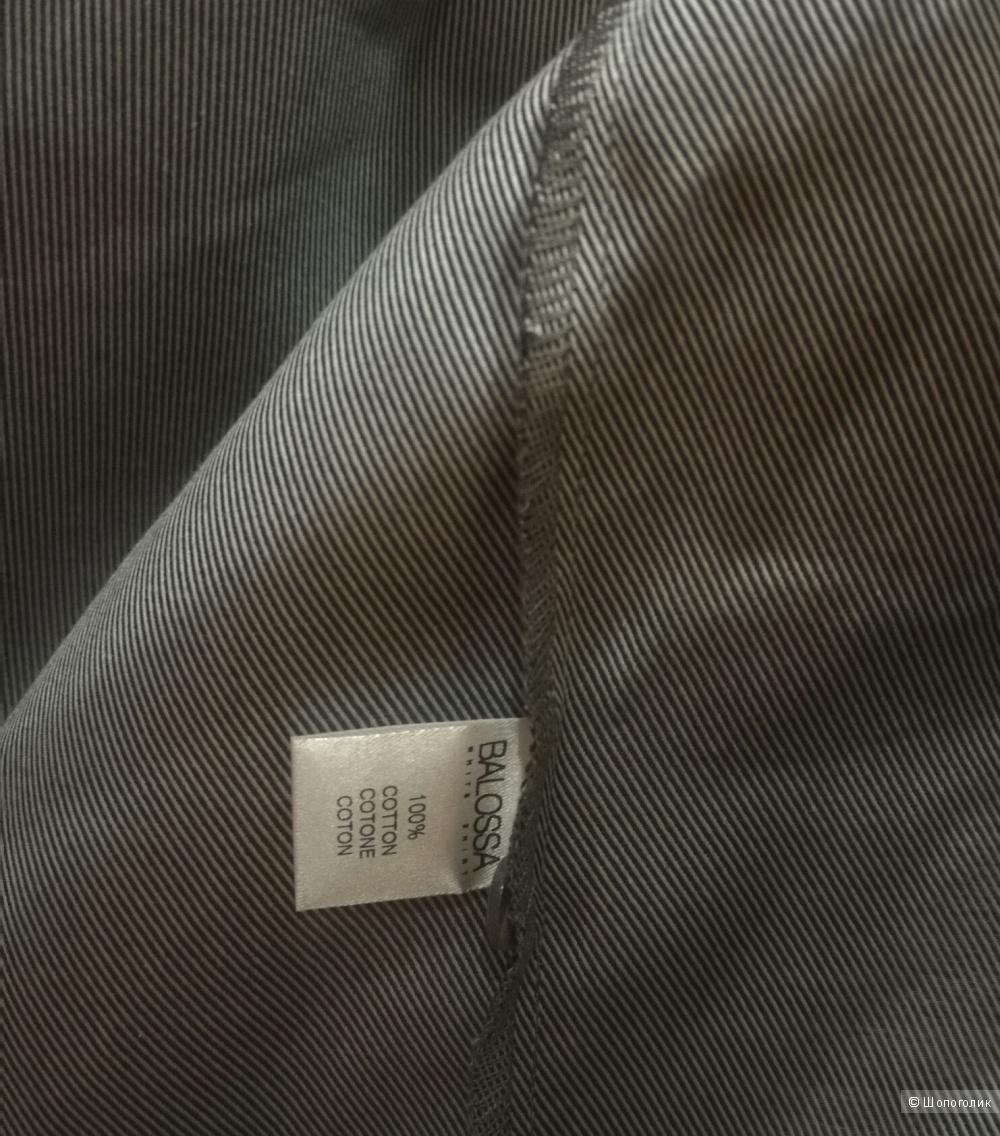 Рубашка BALOSSA оверсайз на 44-48