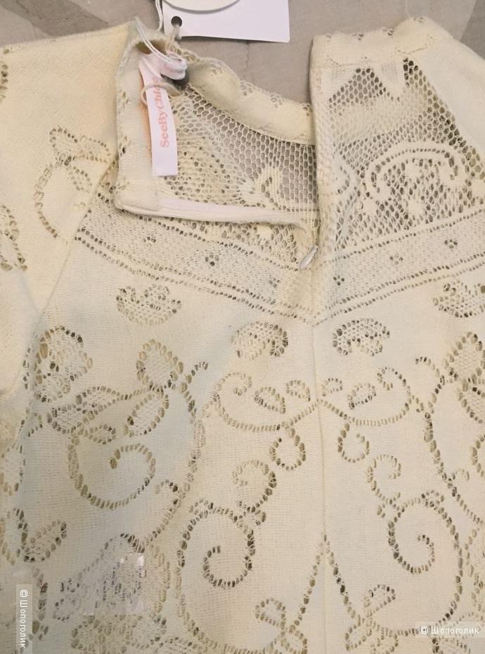 Свитер (блузка) SEE BY CHLOÉ  р. 36FR