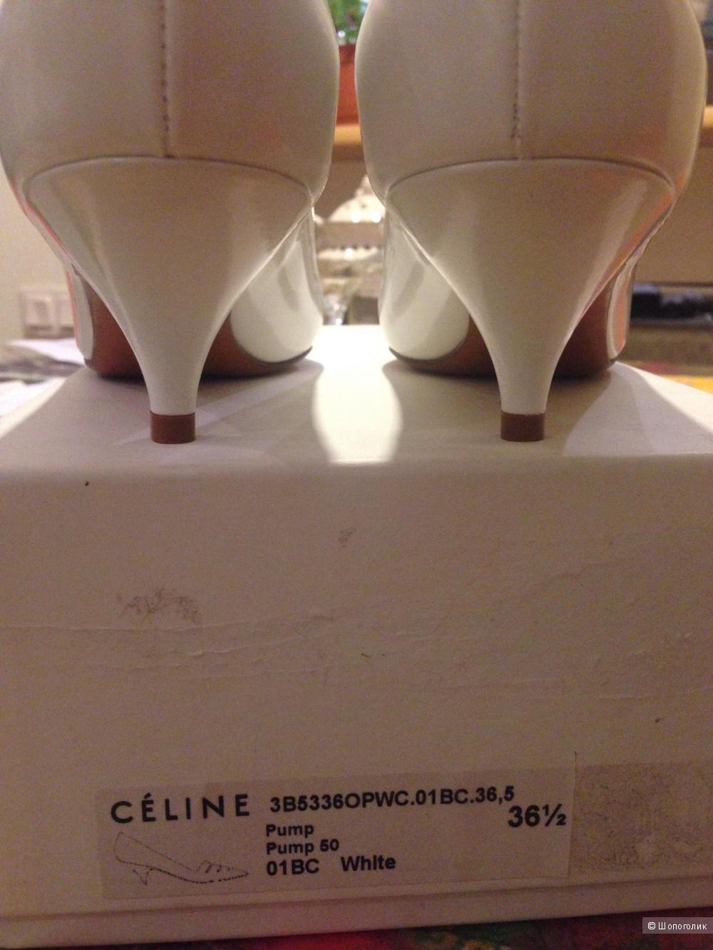 Туфли Celine 36,5