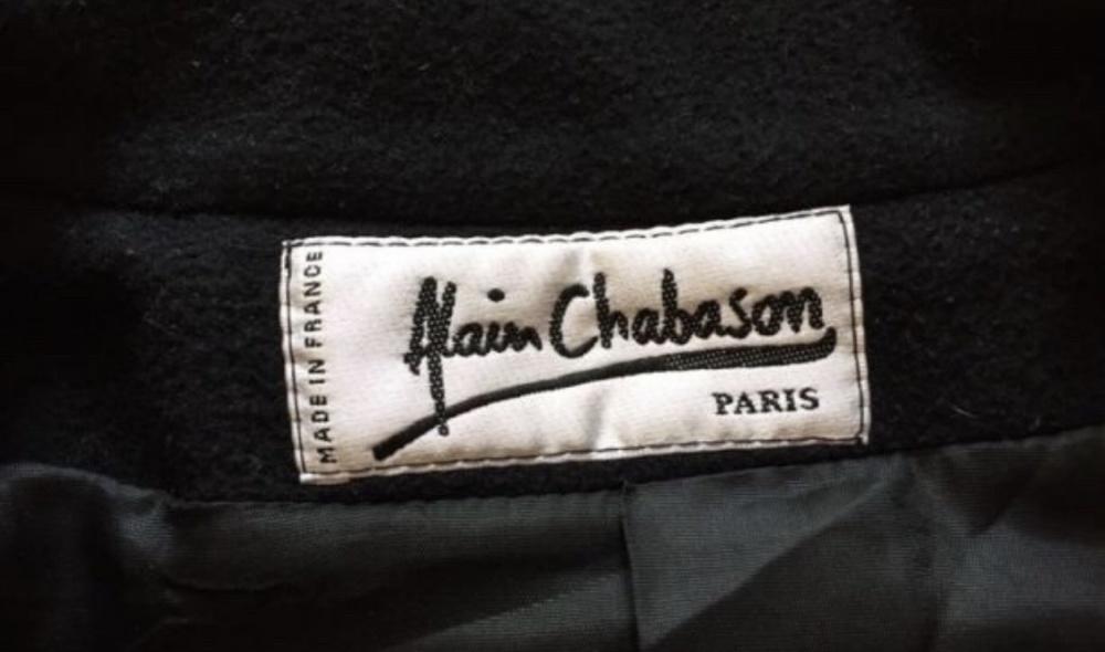 Пальто женское Alain Chabason 48/50 (XL)
