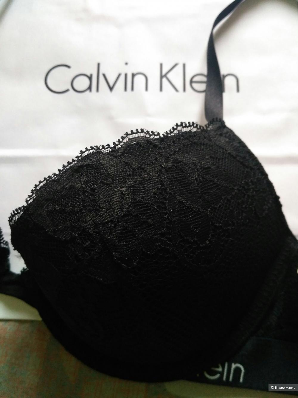 Бюстгальтер Calvin Klein, размер 80А-В