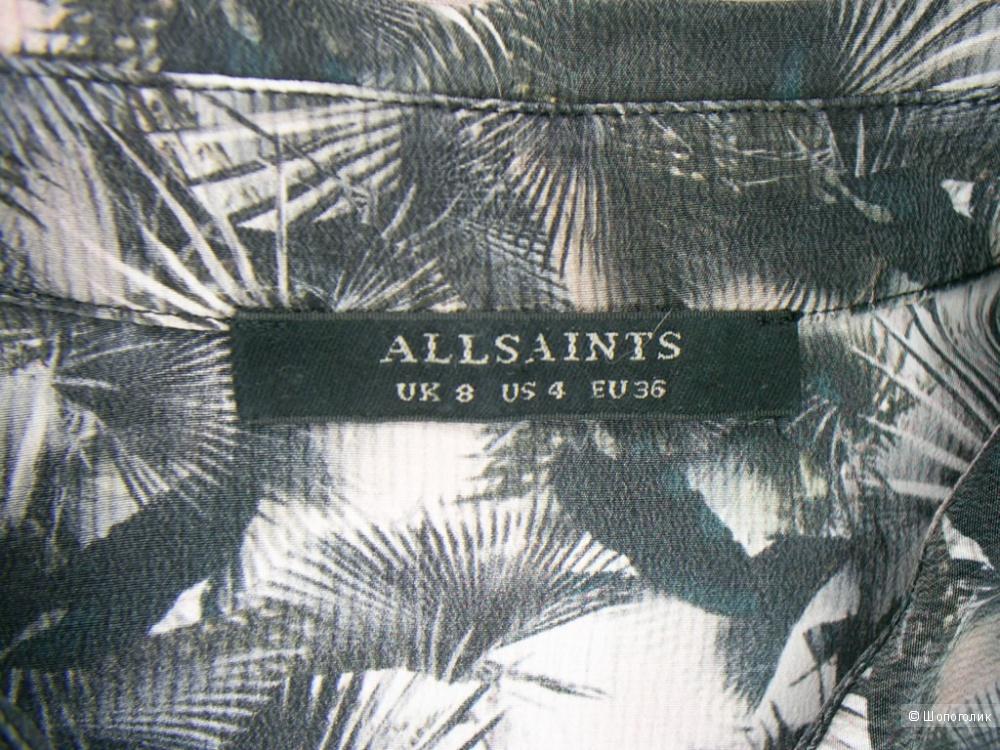 Блузка от All Saints р 8 анг. на 44-48 русс.