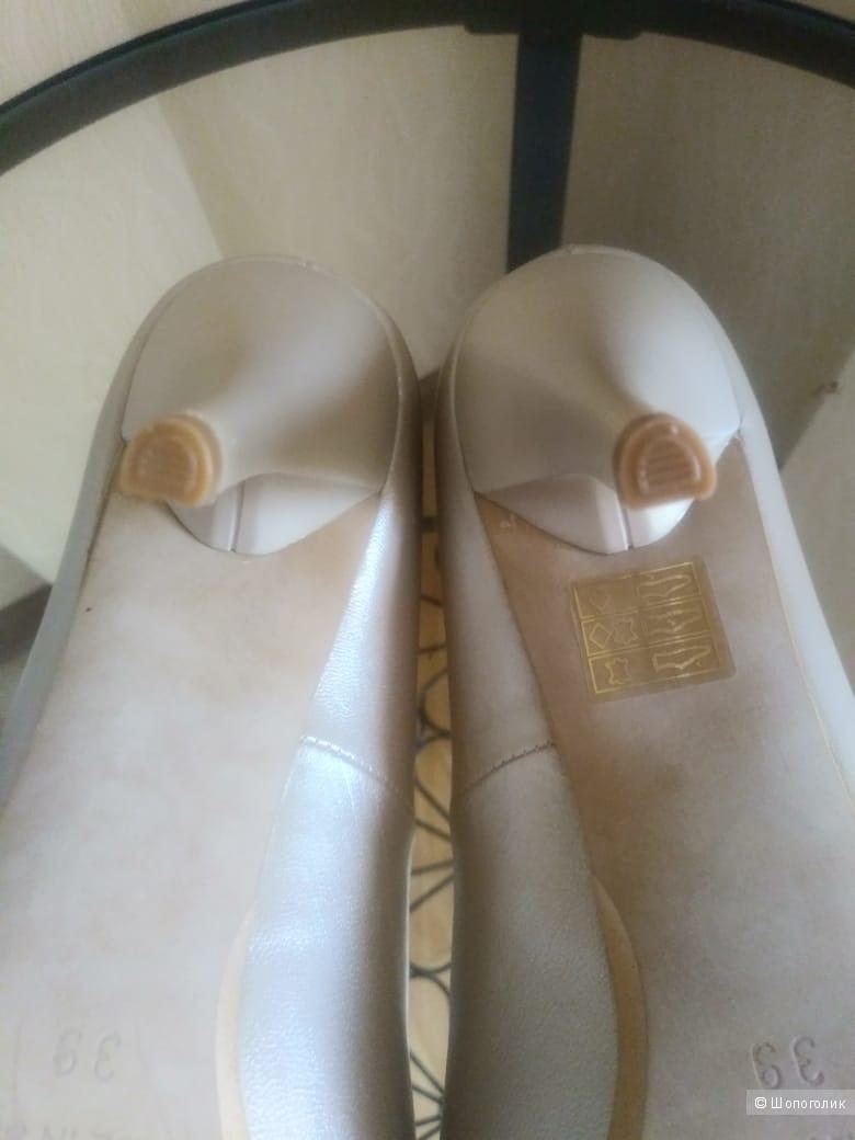 Туфли DAVID BRAUN , размер 38 - 39