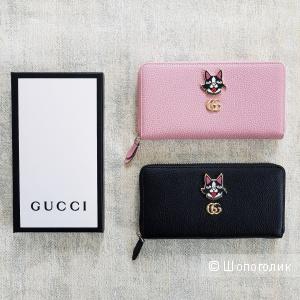 Кошелек Gucci (на молнии)