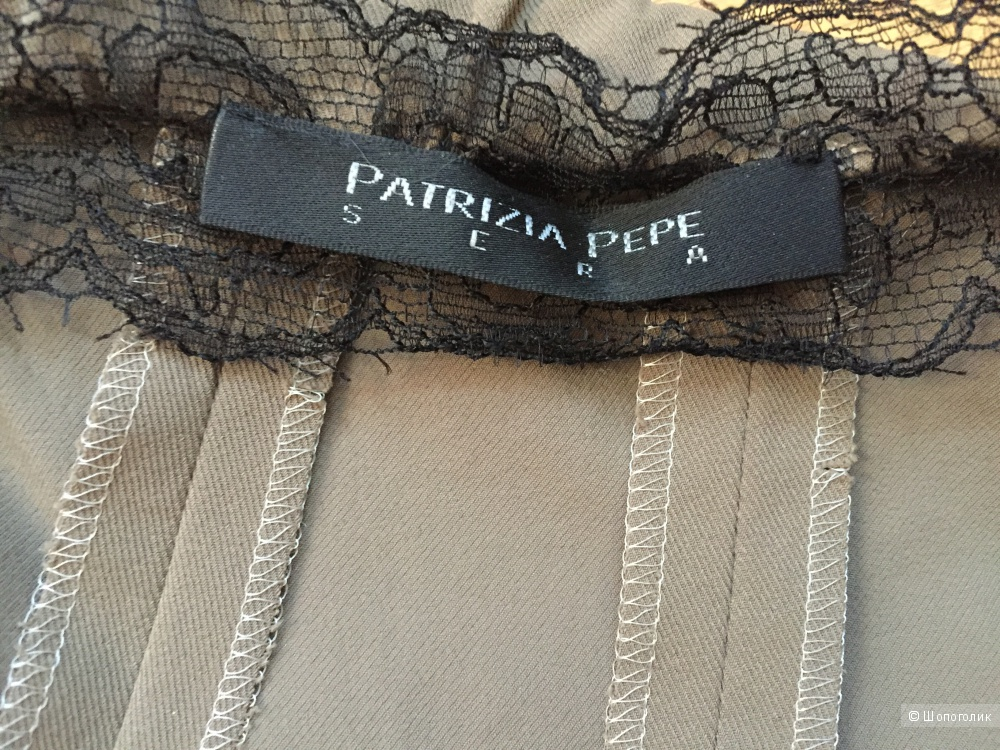 Платье-бандо Patrizia Pepe Sera IT 40