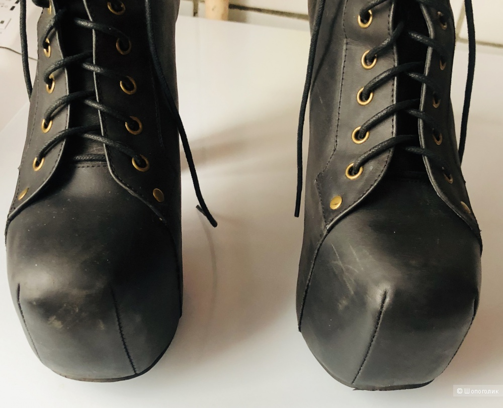 Легендарная Lita от Jeffrey Campbell 9US